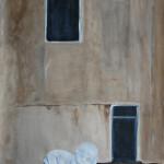 sweet dreams - 2011acryl op papier 70x100cm