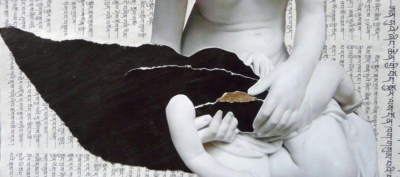 Anneke Seelen - collage