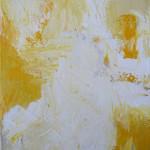 Zonder titel (2014) 70x100cm Acryl op doek