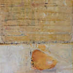Zonder titel (2015) - 70x100 cm Acryl op doek