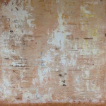 Zonder titel (2016) - 70x100 cm Acryl en latex op doek
