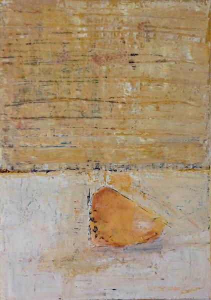 Zonder titel (2015) - 70x100 cm Acryl op doek € 425,-