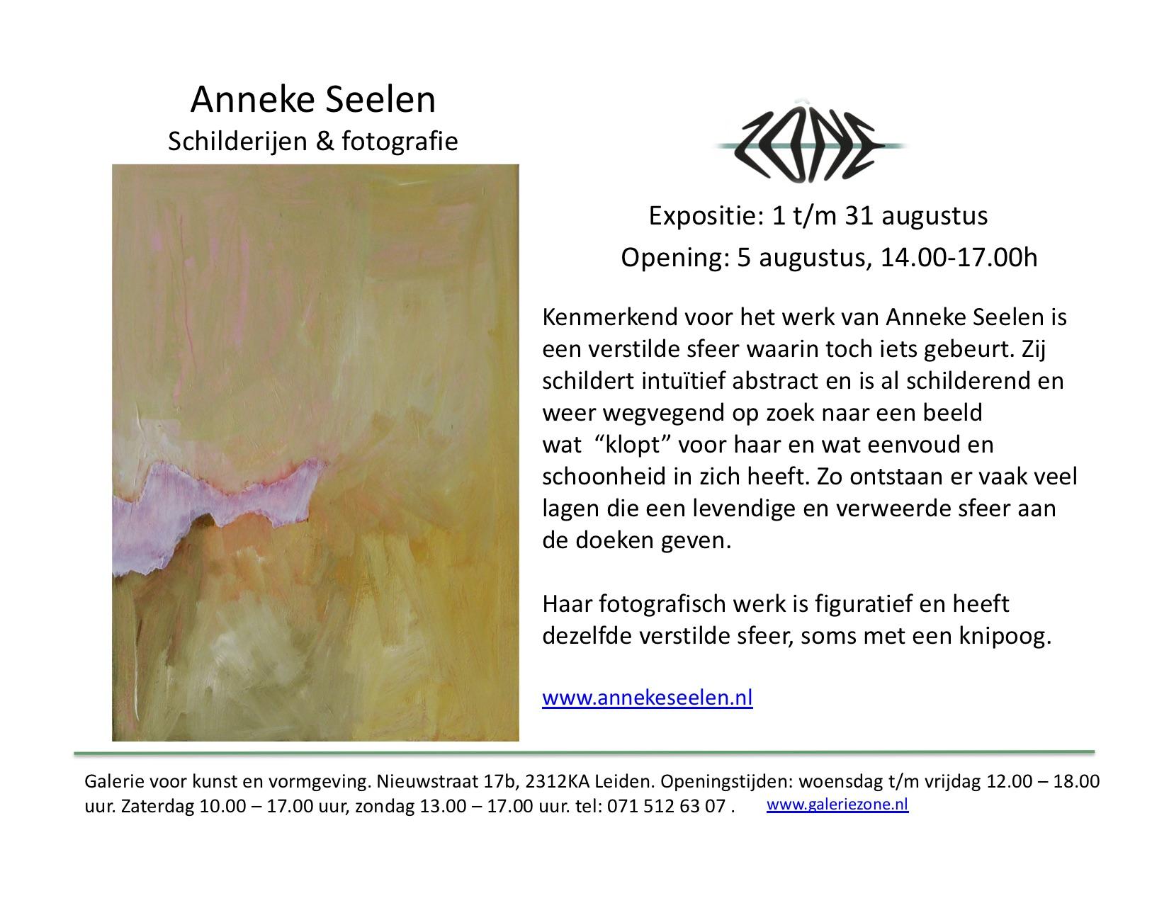 uitnodiging Anneke Seelen